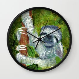 Carry the Love Wall Clock