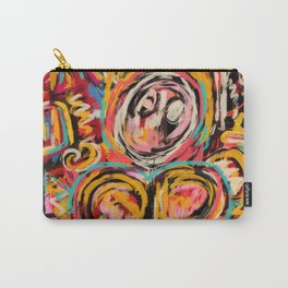 The Force within Street Art Expressionist Carry-All Pouch