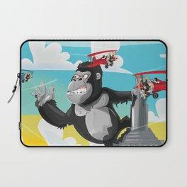 King Kong Poster Laptop Sleeve