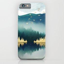 Mist Reflection iPhone Case