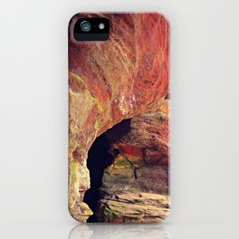 The Rock House 1 iPhone Case