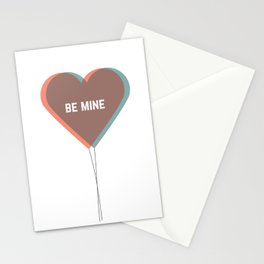 be mine Stationery Cards