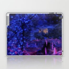 night scene Laptop & iPad Skin
