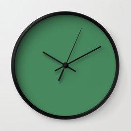260. Rokusho-iro (Verdigris-Color) Wall Clock