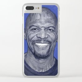 Terry Crews Clear iPhone Case