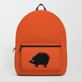Angry Animals: hedgehog Backpack