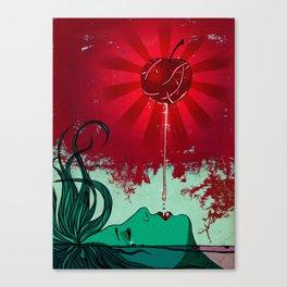Falling Slowly Canvas Print