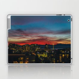 Seattle Sunset Laptop & iPad Skin
