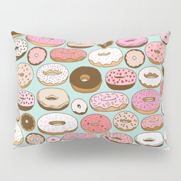 Donut Wonderland Pillow Sham