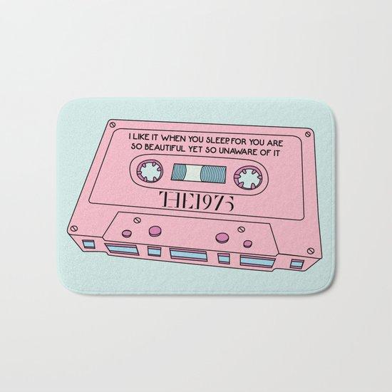 Cassete Tape Bath Mat