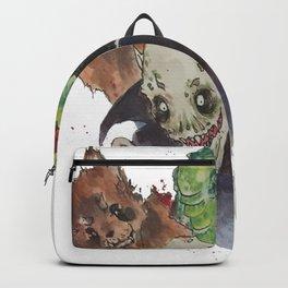 A Graveyard Smash Backpack