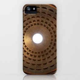 Pantheon - Rome, Italy iPhone Case