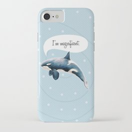 orcinus orca iPhone Case