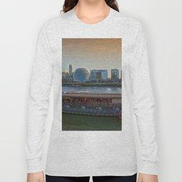 LONDON THEMES Long Sleeve T-shirt