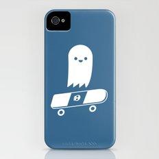 Skate Ghost iPhone (4, 4s) Slim Case