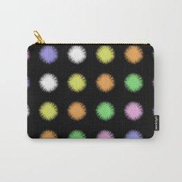 Rainbow Fuzz Carry-All Pouch