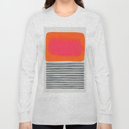 Sunset Ripples Long Sleeve T-shirt