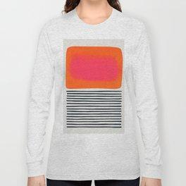 Sunset Ripples Long Sleeve T-shirt