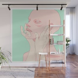 Solid 1 Wall Mural