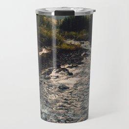The Sandy River II Travel Mug