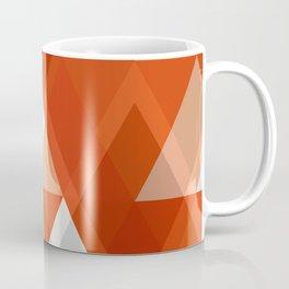 Modern Abstract Geometric Coffee Mug