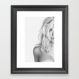 Fergie ferg Framed Art Print