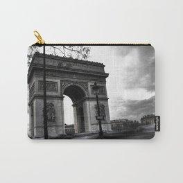 Paris : Arc de Triomphe, défaite d'aujourd'hui Carry-All Pouch