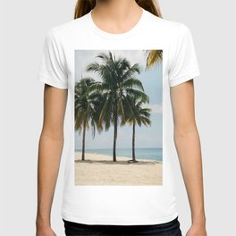 Beach Side Happy Place T-shirt