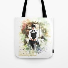 Lolita DaVinci Tote Bag
