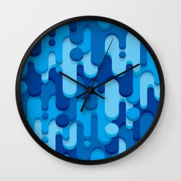 NIGHT MELT ME... Wall Clock