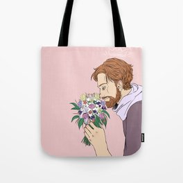 Jehan Prouvaire Tote Bag