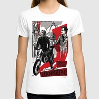 hannibal T-shirts featuring Hannibal! by Ginger Breo