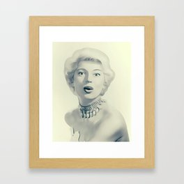 Carol Channing Framed Art Print