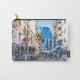 Malta St. Julians #malta #city Carry-All Pouch