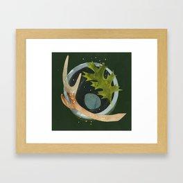 Offering 3 Framed Art Print