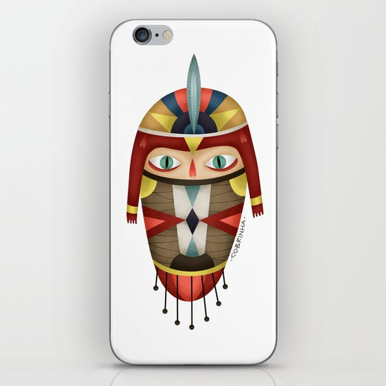 Panzi Reloaded iPhone & iPod Skin
