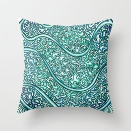 Little November Throw Pillow