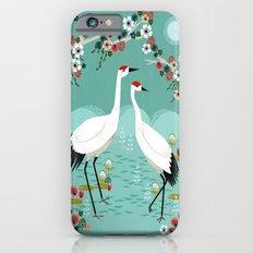 Cranes by Andrea Lauren Slim Case iPhone 6