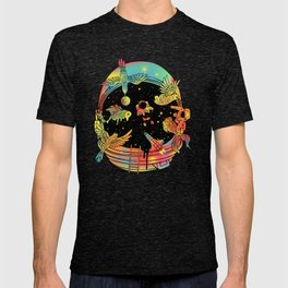 Depth of Discovery (A Case of Constant Curiosity) T-shirt