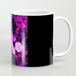 Layered Reality Roses Coffee Mug