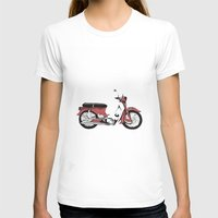 motorbike T-shirts featuring Motorbike by Ryan Ly