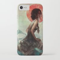 witchcraft iPhone & iPod Cases featuring Witchcraft by Camila Vielmond