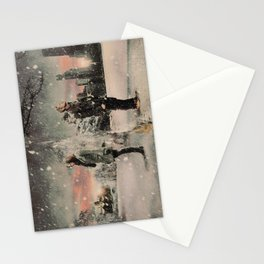 Christmas / OQ Worlds Apart Stationery Cards