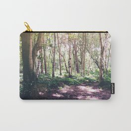 Forest Glare Carry-All Pouch