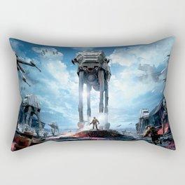 Battlefront Rectangular Pillow
