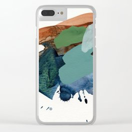 Surviving 4 Clear iPhone Case