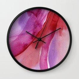 Organic forms Wall Clock