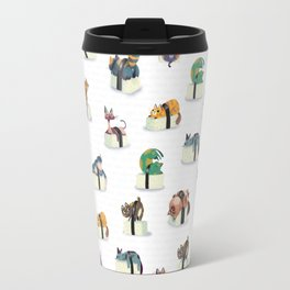 Sushi Cats Travel Mug