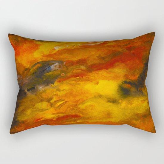 Improvisation 36 Rectangular Pillow