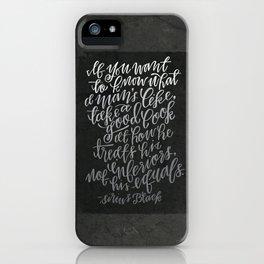 Sirius Black iPhone Case